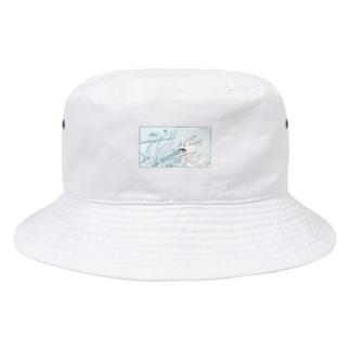 サマーガール Bucket Hat