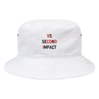 コロナ対策 Bucket Hat