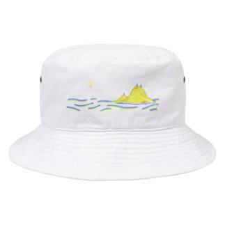 テットウツノの島 Bucket Hat