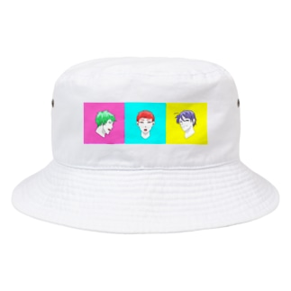 colorful Bucket Hat