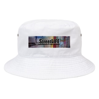 STREET LIFE Bucket Hat