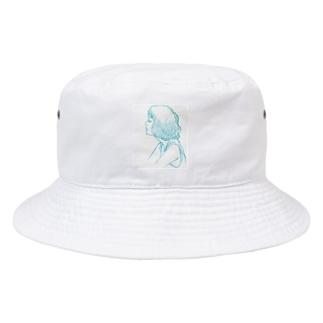 がーるず(ヨ) Bucket Hat