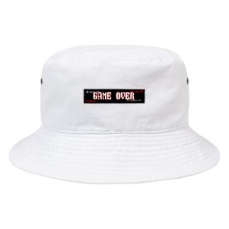GAME OVER Bucket Hat