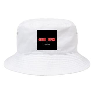 CONTINUEしか選択肢ない Bucket Hat