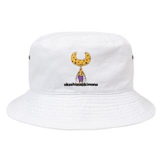 おつきくん Bucket Hat