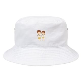 カップル Bucket Hat