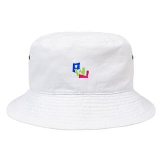 PWL ロゴスタンダード#4 Bucket Hat