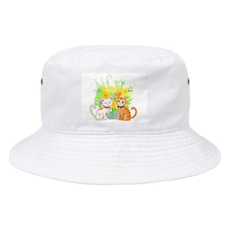 ちゃんでぃちゃんたち★ Bucket Hat