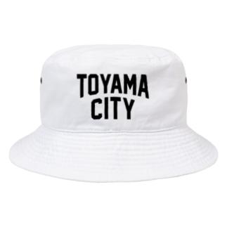 toyama city 富山ファッション アイテム Bucket Hat