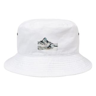 水 Bucket Hat