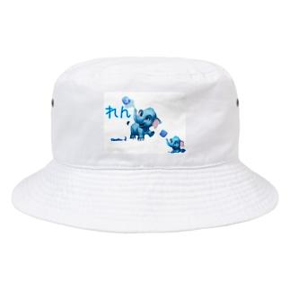 猫族*犬族の部屋『れん』 Bucket Hat