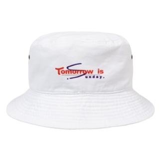 Tomorrow is sunday Bucket Hat