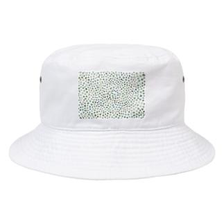 クローバーいっぱい♪ Bucket Hat
