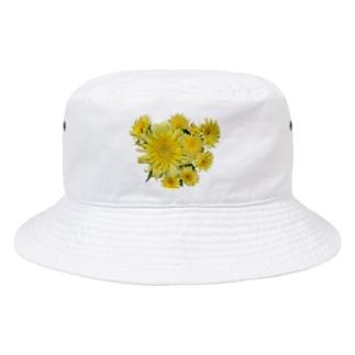 ヒマワリ-003 Bucket Hat