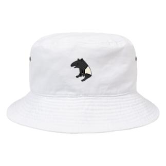 ばくばく Bucket Hat