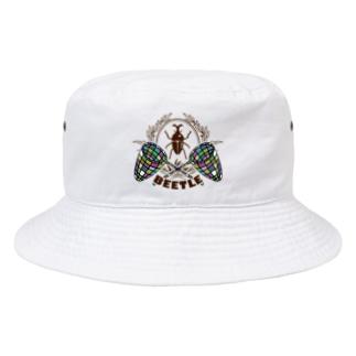 カブトムシ(BEETLE) Bucket Hat