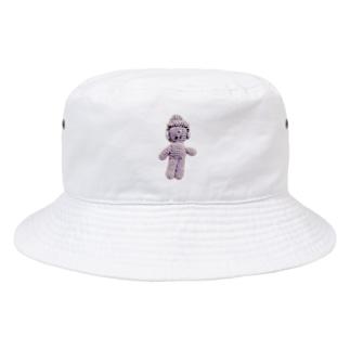 こぶつチャンハット Bucket Hat