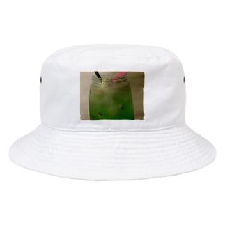 消されたイヌ Bucket Hat