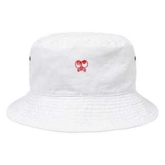 むくみ過ぎたトンボ Bucket Hat