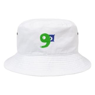 ひるねg Bucket Hat