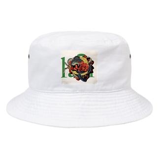 H Bucket Hat