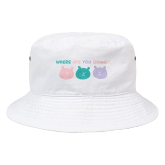 Where are you going? Bucket Hat