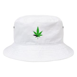 大麻ハット Bucket Hat