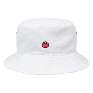トマトハット Bucket Hat