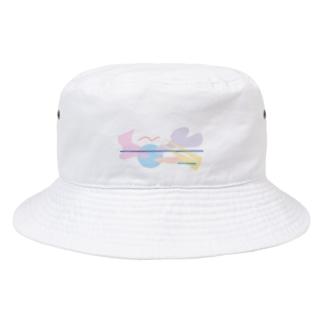 ゆるりら〜 Bucket Hat
