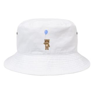 クマ Bucket Hat