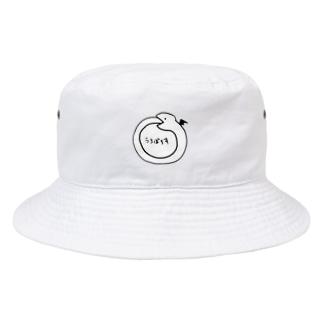うろぼろす Bucket Hat