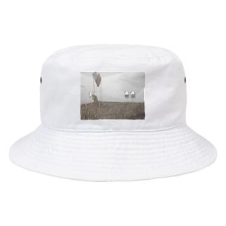 kabegami Bucket Hat
