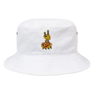 きりんしゃん Bucket Hat