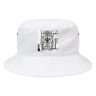 fireman Bucket Hat