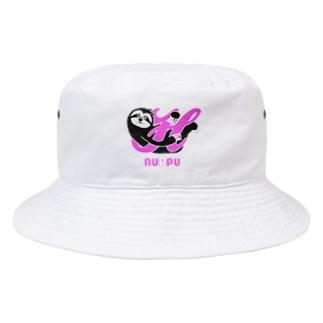ナマケモノHarmony BP Bucket Hat