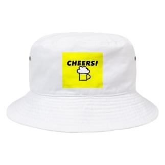 乾杯 Bucket Hat