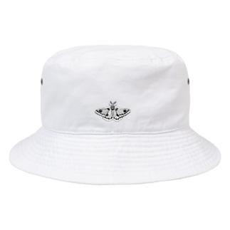 蛾チャン Bucket Hat
