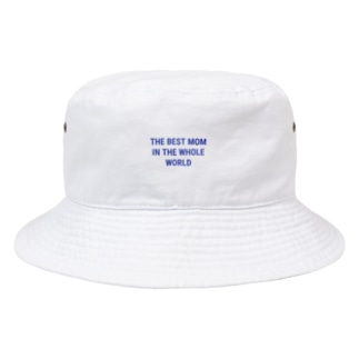 THE BEST MOM IN THE WHOLE WORLD Bucket Hat