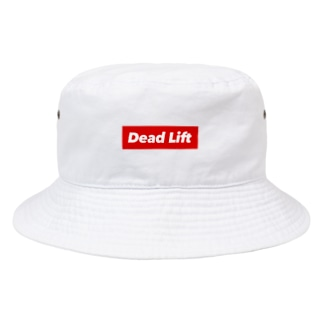 デッドリフトが好きなあなたへ Bucket Hat