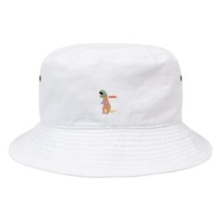ガォー!!びっくり仰天ダイナソー!! Bucket Hat