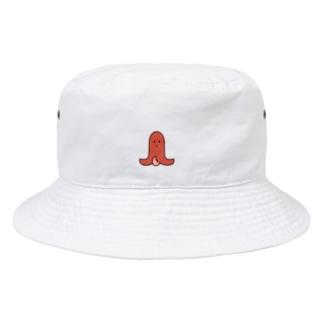 タコさんウインナー Bucket Hat