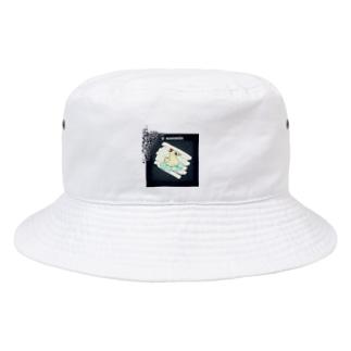 カッコつけたアヒル Bucket Hat