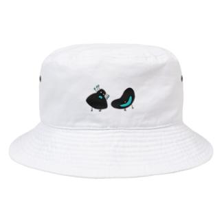 カーターとカンカン Bucket Hat