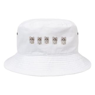 偽物のラグちゃんをさがせ Bucket Hat