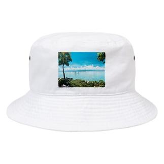 南の島 Bucket Hat
