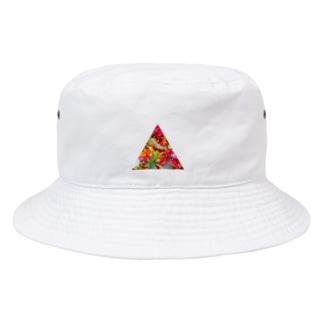 不自然な正三角形 Bucket Hat
