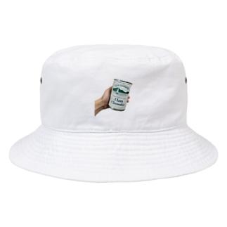 CLAM CHOWDER Bucket Hat