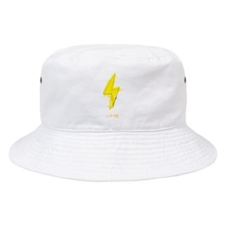いかづち Bucket Hat