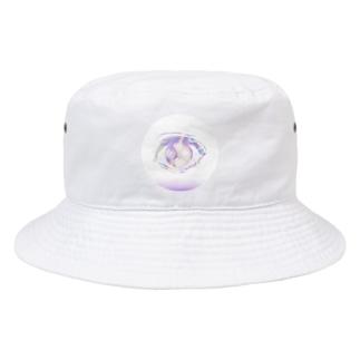 もやもやの目2 Bucket Hat