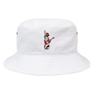 琉球ROCK(自由の女神) Bucket Hat
